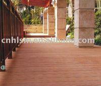 lowprice wood plastic outdoor flooring