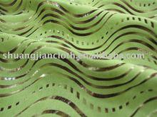 100% polyester garment velvet / velvet cloth for suit or furnishing