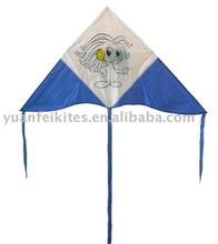 Delta child flying kite promotional kite advertising kite