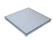 Aluminum shield access floor