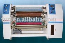 FR-215 school stationery tape making machine/stationry tape slitting machine