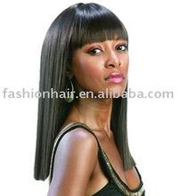 AF-0035 long straight afro wig