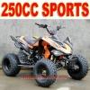 ZONGSHEN 250cc Four Wheel Motorcycle