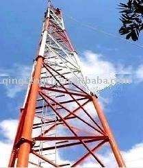 Comunicación de la alta calidad de la torre