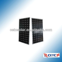 High efficiency 180-190w solar panel promotions