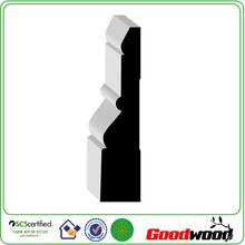 Wood Baseboard Finger Joint