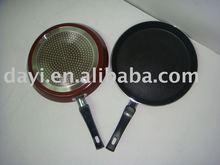 ALUMINUM FLAT FRY PAN