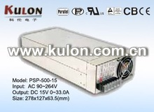 Meanwell Switching power supply/SMPS/PSU PSP-500-15