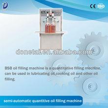 Semi-automatic Quantitive Oil Filling Machine/Oil Filler/Bottle Liquid Filling Machine