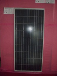 140W solar panel with CE certificate