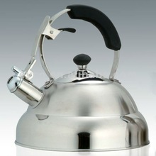 Saturn 2.8 Qt. Stainless Steel Whistling Tea Kettle