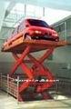 ascenseurs hydrauliques de voiture