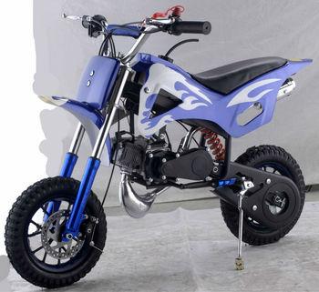 49cc/50cc 2-stroke mini kids dirt bike TKD50-006