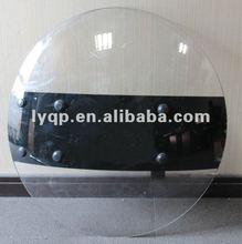 Round Polycarbonate shield DP-A07L