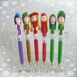 clay polymer ball pen refill