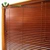 Indoor horizontal bamboo window covering blind