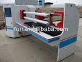 Fr-1300b duplo- eixo automático de papel de vidro/celofane/bopp fita máquina de corte/fita adesiva máquina slicer
