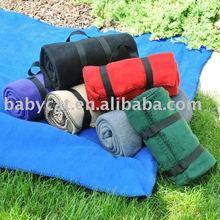 multifunctional fleece blanket for promotion
