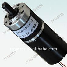 GMP36-TEC3650 24V dc brushless motor