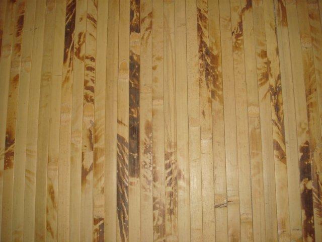 nature carbon burning bamboo wallpaper