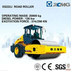XCMG Mechanical single drum vibratory compactor 14t( XS222J)