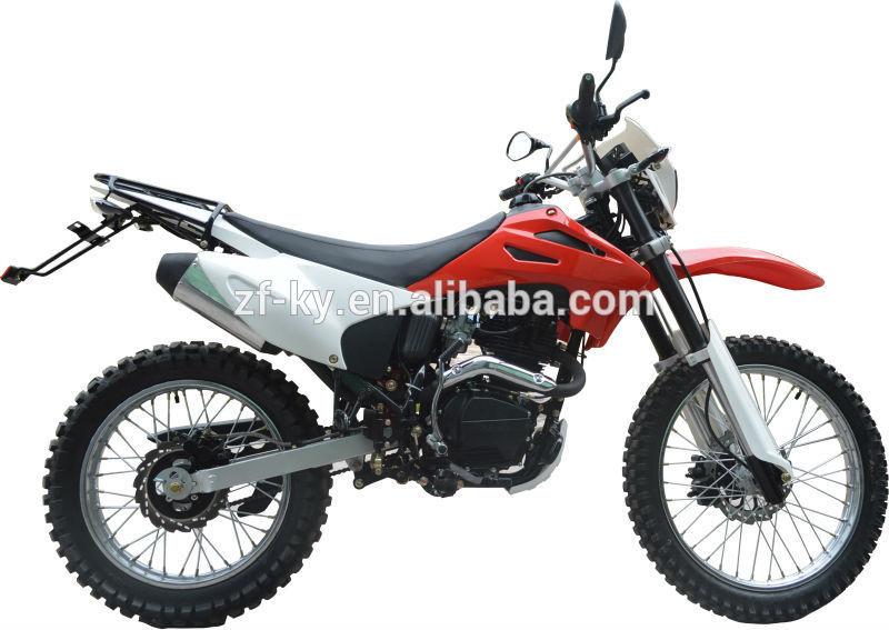 250cc off- moto de carretera