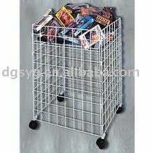 Metal Gift Basket For Gift
