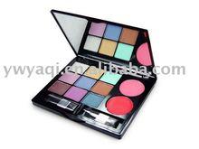 11 Color Eyeshadow Set (Blush+Eyeshadow+Brush)