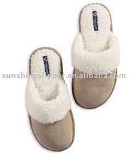 2015 Soft sole bedroom /indoor slippers SH5712