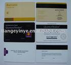Novelty Credit Card