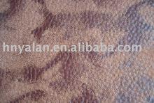 series 2546# / sofa fabric/bronzed suede bonded polar fleece/elephant skin