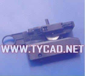 Q5669-60713 HP Designjet Z2100 Z3100 Z3200 T610 T1100 Cutter assembly used