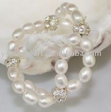 PJSL 018 fashion round yeson pearl bracelet