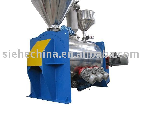 Cement and Sand Plough Mixing Machine