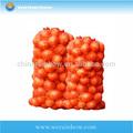 /vegetales frutas bolsa de malla
