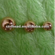 Reddish copper Beads