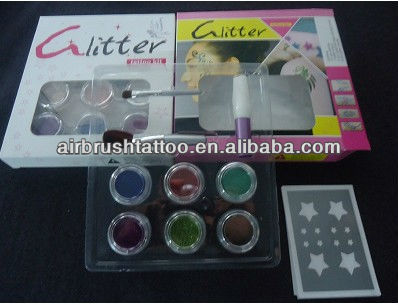 See larger image: body glitter tattoo. Add to My Favorites