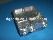aluminium machining parts