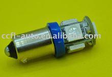 1156 SMDS LED 5 PCS SMD 5050 Blue Light Bulb