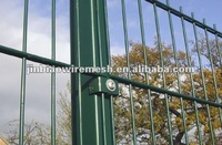 Powder Painting Double Wire Mesh Fence (Anping Factory)
