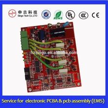 Solar power lighting controller PCBA, PCB Assembly