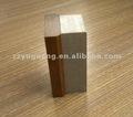Folheado de cobre metal/alumínio