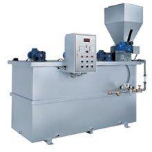 PL automatic dispensing dissolvers