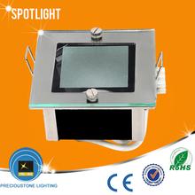 2014 new 50W MR16 halogen square spotlights