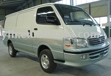 Jincheng Brand Gas Engine Micro Van Sale