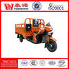 Hot sale gas motor tricycle adult