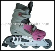 adjustable inline skate shoes