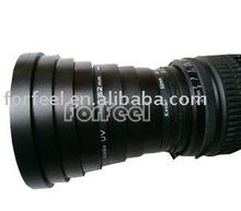 Universal lens hood&Universal Adapter ring