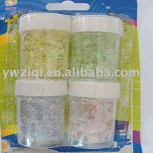 colourful crafts 3D glitter glue