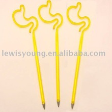 plastic injection molding pen, customized design acceptable